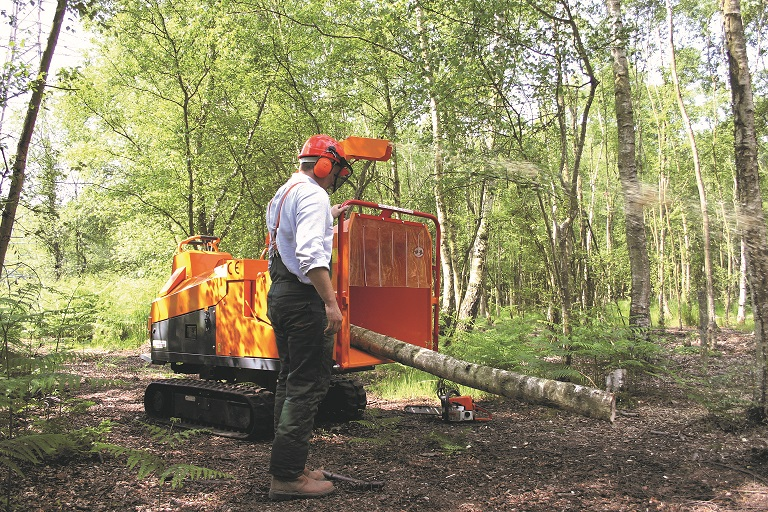 Jensen Woodchippers Available In The Uk The Original